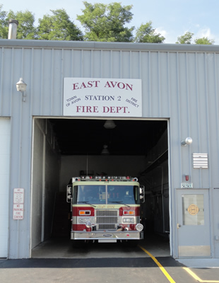 East Avon Fire Department Station 2